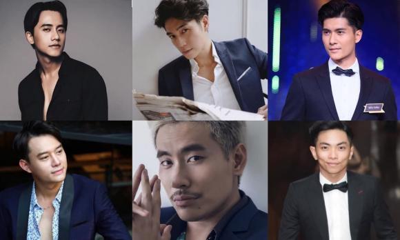 Tài Phến, Huy Trần, Lâm Bảo Châu, Mỹ Tâm, Ngô Thanh Vân, Lệ Quyên