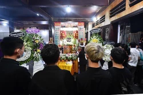 Nam diễn viên Hải Đăng, Kim Hoàng, qua đời, Hải Đăng, sao Việt