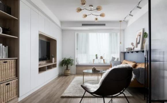 tường tivi, trang trí nội thất, xu hướng nội thất