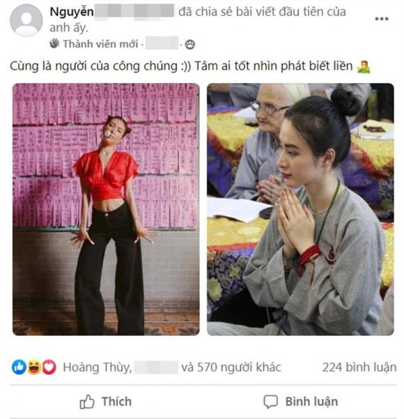 siêu mẫu Hoàng Thuỳ, sao Việt