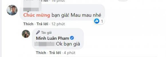 Minh Luân, bạn gái Minh Luân, sao Việt