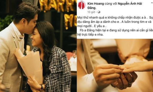 Diễn viên Hải Đăng, Kim Hoàng, qua đời, sao Việt,