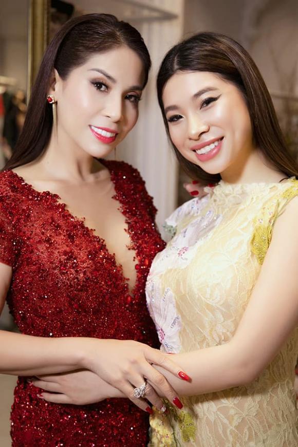 diễn viên Lý Hương, á hậu Hoàng Thuỳ, ca sĩ Thu Phương