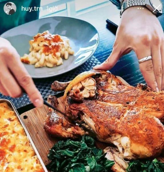 Ngô Thanh Vân, Huy Trần, hot boy 6 múi, nấu ăn, bếp trưởng, đầu bếp, ẩm thực