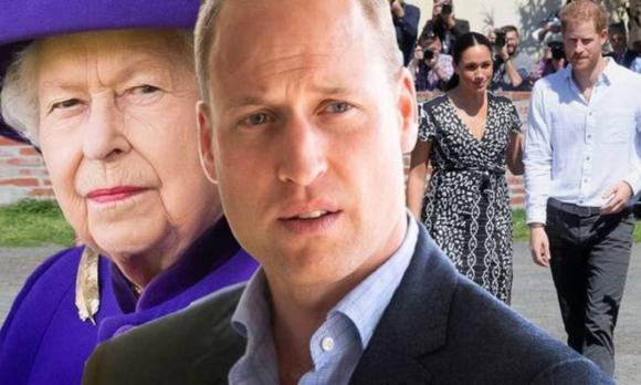 hoàng tử william, meghan markle, hoàng tử harry, hoàng gia anh