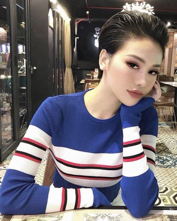 Huỳnh Phương, bạn gái tin đồn của Huỳnh Phương, hot girl Lê Hồng Hạnh