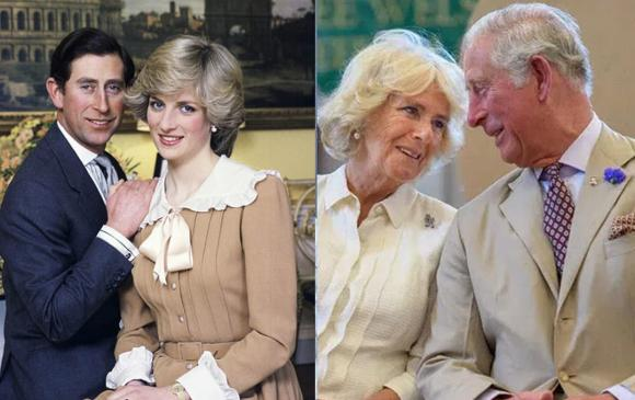 Thái tử Charles, Camilla, hoàng gia anh