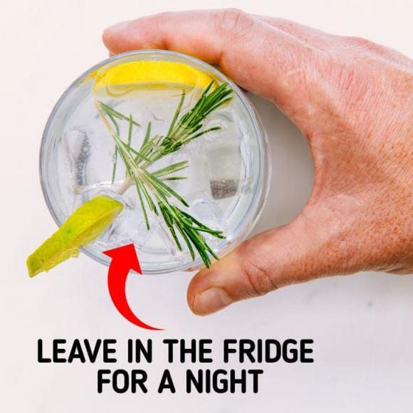 nước uống, thải độc, giảm cân
