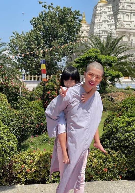 Oanh Yến, Hoa hậu đông con nhất Vbiz, Hoa hậu Oanh Yến,