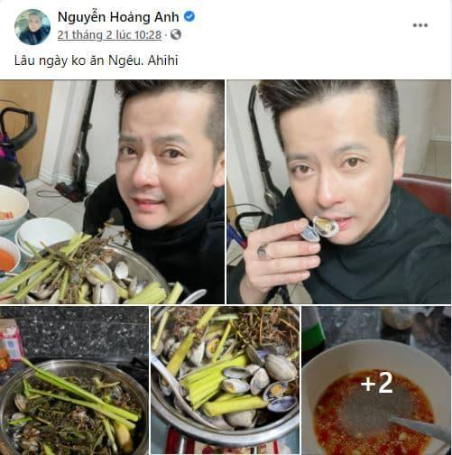 Hoàng Anh, Quỳnh Như, nam diễn viên, ly hôn,