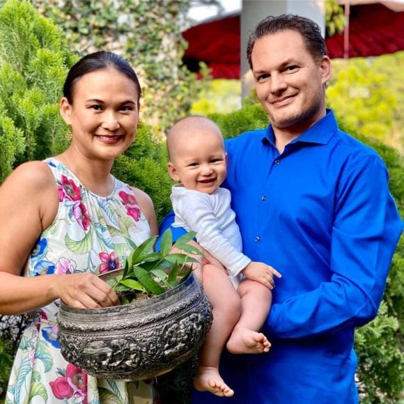 chồng cũ Hồng Nhung, Thiri Thant Mon, vợ của chồng cũ Hồng Nhung
