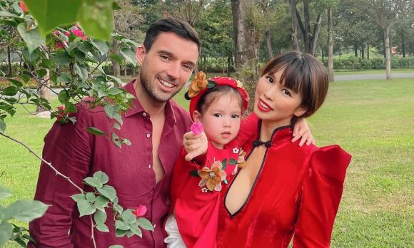Siêu mẫu Hà Anh, Tai nạn, Con gái,