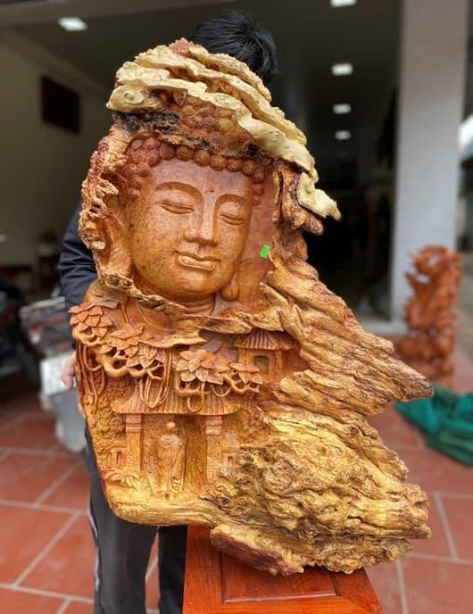Tượng Gỗ ĐẹpLive, Tượng gỗ phong thủy, Đồ mỹ nghệ