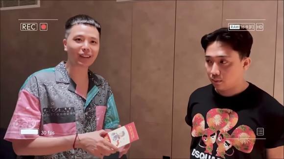 Trấn Thành, Hari Won, hội bạn thân, lì xì