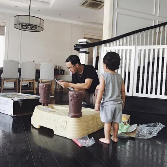 Louis Nguyễn, Chồng, Hà Tăng, sao Việt