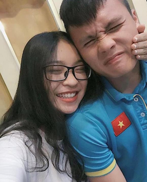 Quang Hải, bạn gái Quang Hải, cầu thủ việt