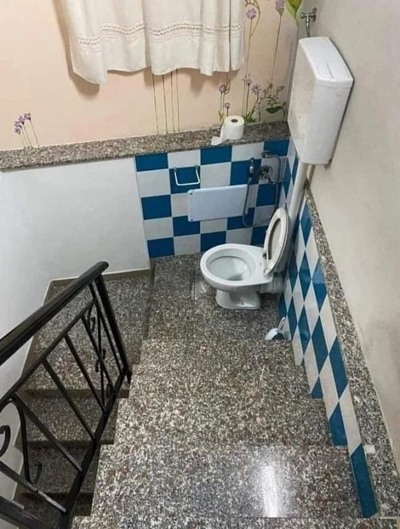 thiết kế nội thất, bồn cầu, WC
