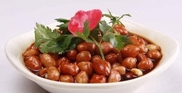 lạc ngâm giấm, món ngon mỗi ngày, ẩm thực gia đình