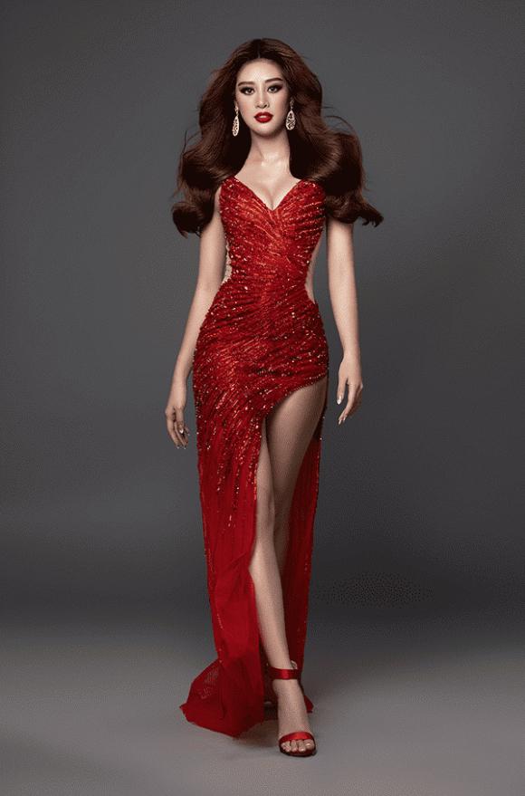 hoa hậu Khánh Vân, sao Việt