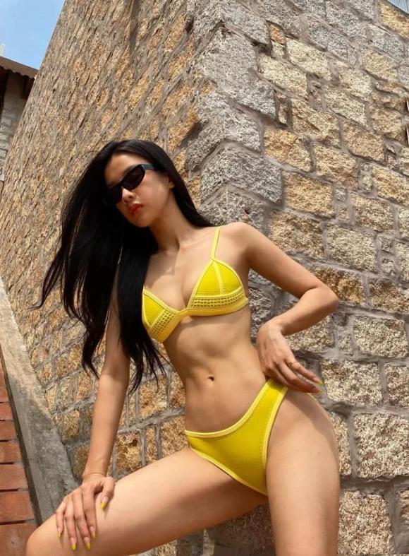 Trình Mỹ Duyên, nàng Kiều, bikini, mỹ nhân