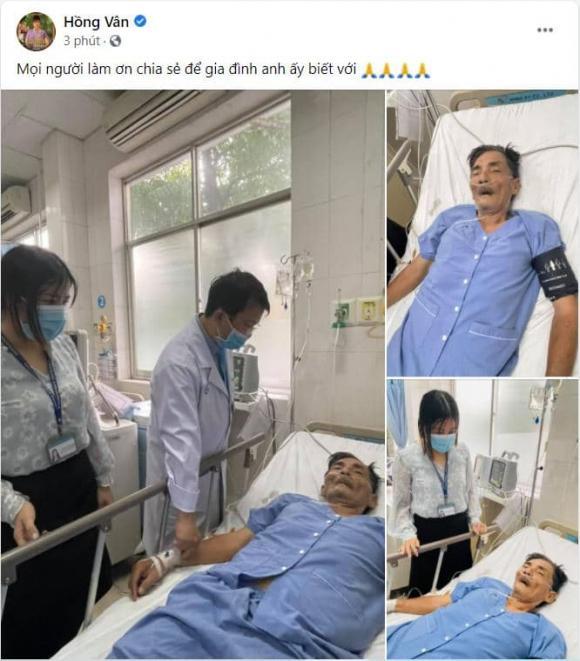 Nghệ sĩ Thương Tín, đột quỵ,