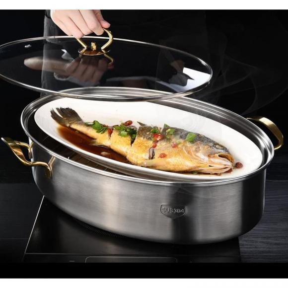 cách làm cá hấp xì dầu, cá hấp, món ngon