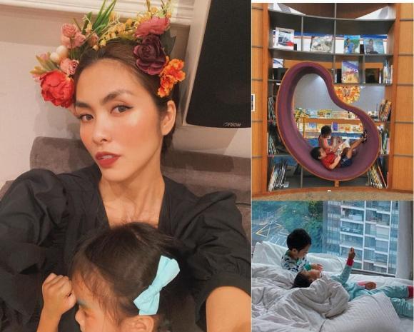 Tăng Thanh Hà, Nữ diễn viên, con gái, Điệu đà,