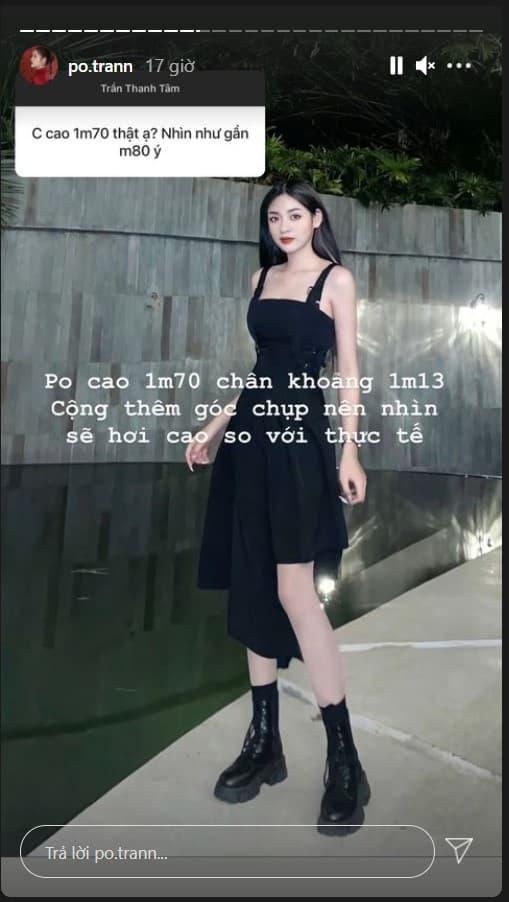 Thanh Tâm, hot girl bắp cần bơ, Thanh Hằng