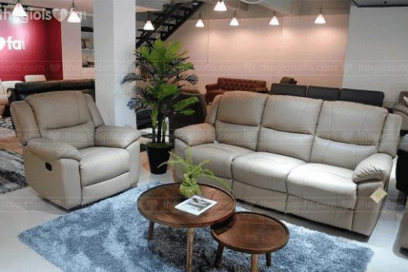 sofa da thư giãn, sofa đẹp, thế giới sofa