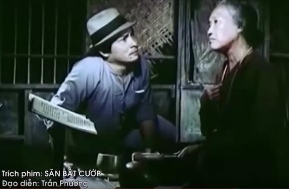 thương tín, diễn viên, sáu tâm, biệt động sài gòn, Thiếu tá Lưu Kỳ Vọng trong Ván bài lật ngửa, Tướng cướp Bạch Hải Đường trong SBC - Săn Bắt Cướp