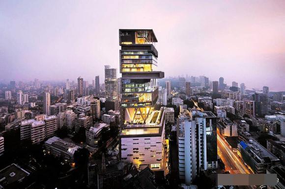 Forbes, Mukesh Ambani , ấn độ, tỉ phú