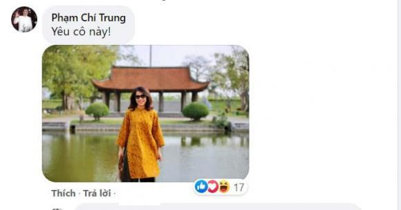 bạn gái Chí Trung, nghệ sĩ Chí Trung, doanh nhân Ý Lan