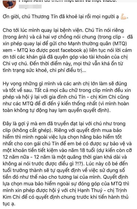 Nghệ sĩ Thương Tín, Trịnh Kim Chi, sao Việt, Đột quỵ,
