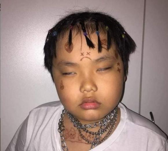 Bi Béo, con trai Xuân Bắc, sao Việt