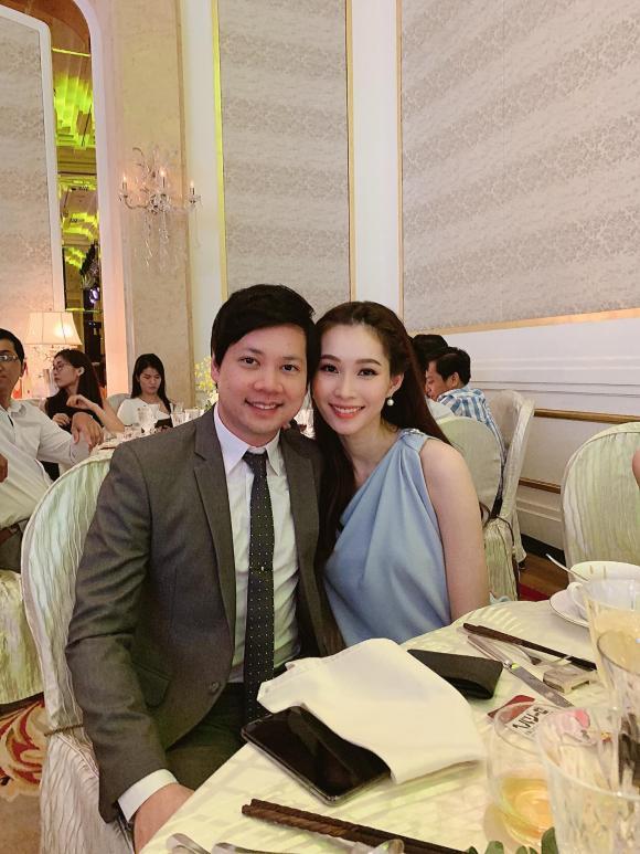 Đặng Thu Thảo, Hoa hậu Đặng Thu Thảo, doanh nhân Tín Nguyễn