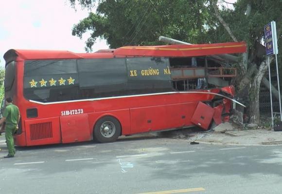 tai nạn giao thông, xe khách, Đồng Tháp