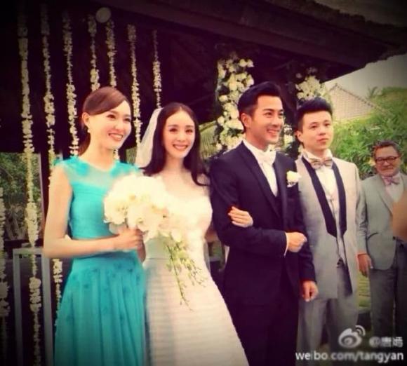 Dương Mịch, Đường Yên, sao Hoa ngữ, Đêm Weibo
