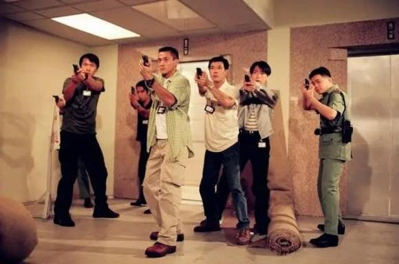 Phim TVB, diễn viên TVB, Tuyên Huyên, Trần Hào, Lực lượng phản ứng