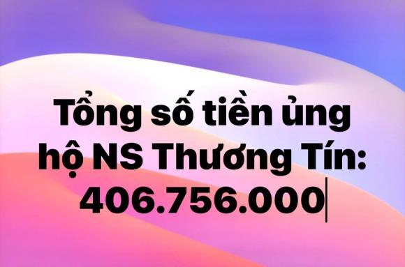 Trịnh Kim Chi, Thương Tín, Đột quỵ, sao Việt,