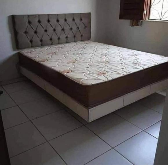 giường bê tông, thiết kế giường bê tông, giường