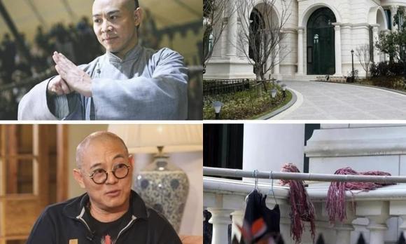 Lý Liên Kiệt, Hoàng Thu Yến, vợ cũ của Lý Liên Kiệt, diễn viên Hồng Kông, Cbiz