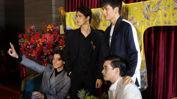 Lan Ngọc, Kiều Minh Tuấn, Lệ Quyên, Lâm Bảo Châu,
