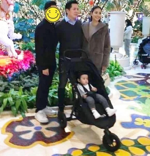 Phạm Hương, Con trai, Sao Việt,