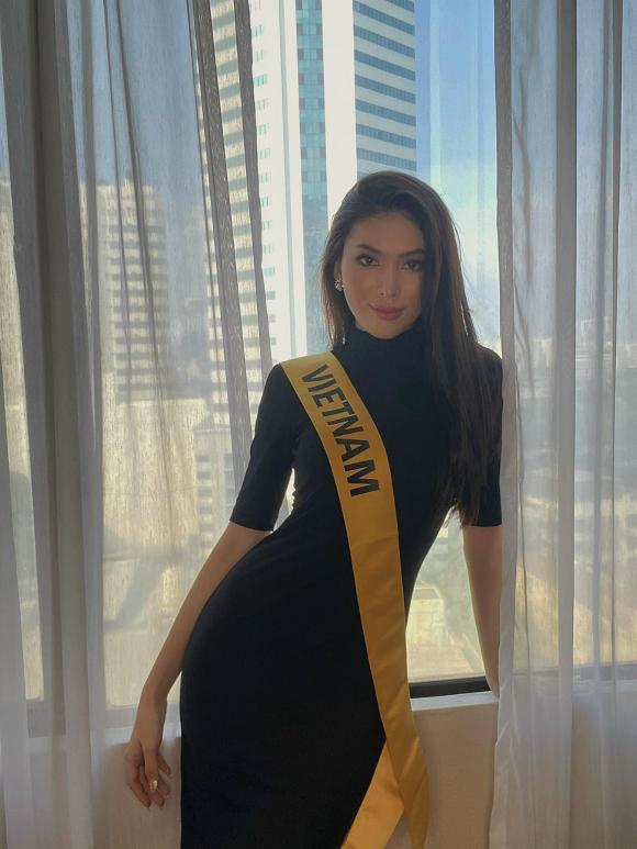 Ngọc Thảo, Hoa hậu Hòa bình Quốc tế 2020, sao Việt