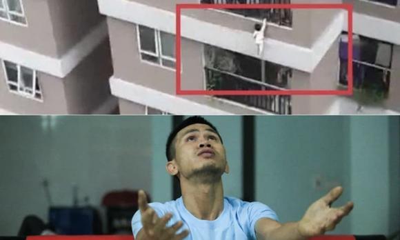 bé gái rơi tầng 12, bé gái rơi chung cư, Nguyễn Ngọc Mạnh