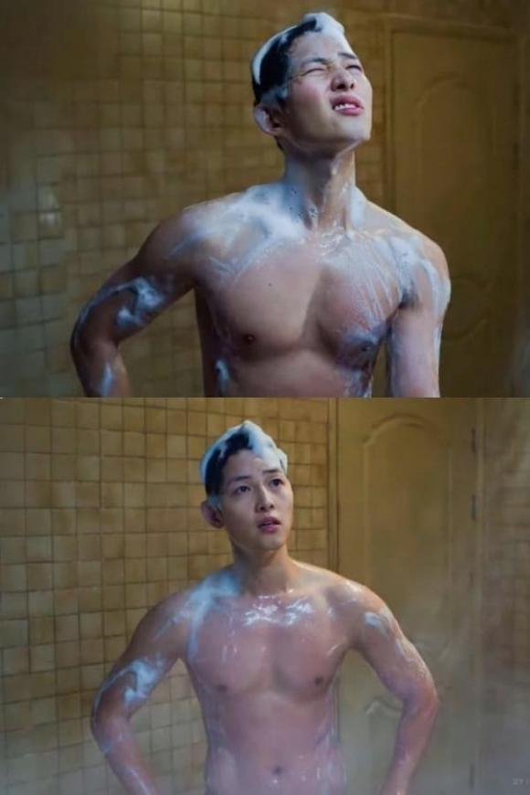 song joong ki, ji chang wook, park hyung shik