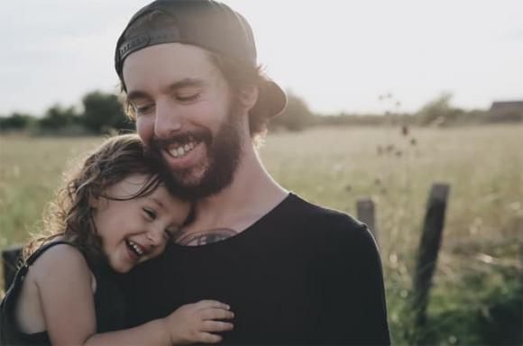 làm bố, bố tốt, chăm con
