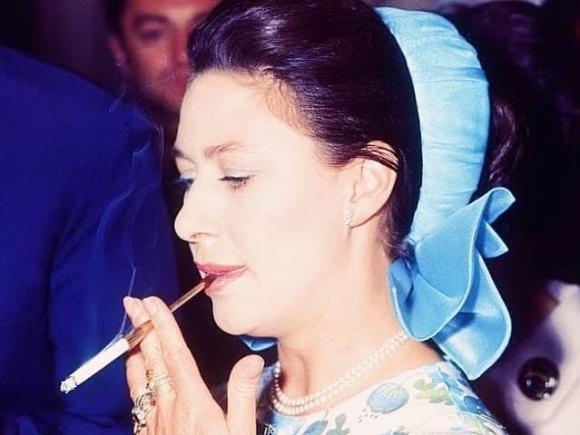 Công chúa Margaret, hoàng gia anh
