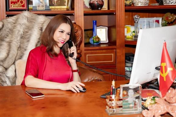 Hoa hậu Bùi Thị Hà, CEO Bùi Thị Hà