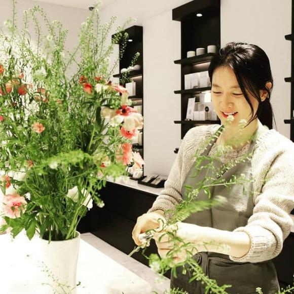 lee young ae, vẻ đẹp tự nhiên, sao hàn